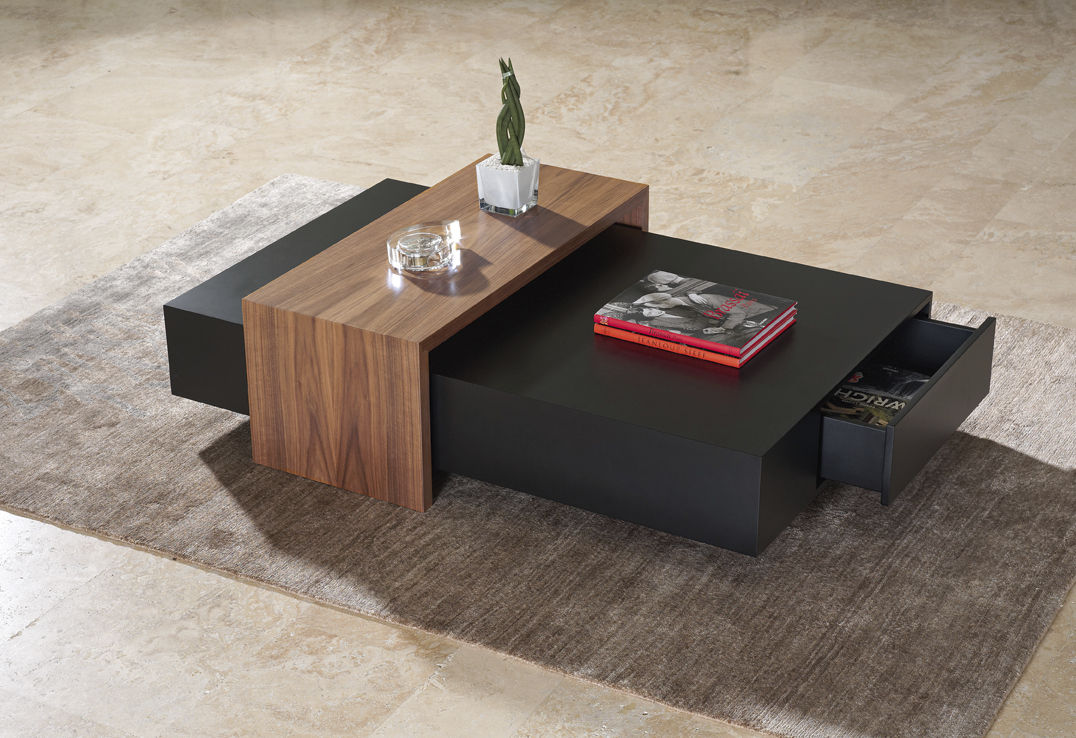 Moderner Couchtisch Cube Guarantee By Giogatzis Holz