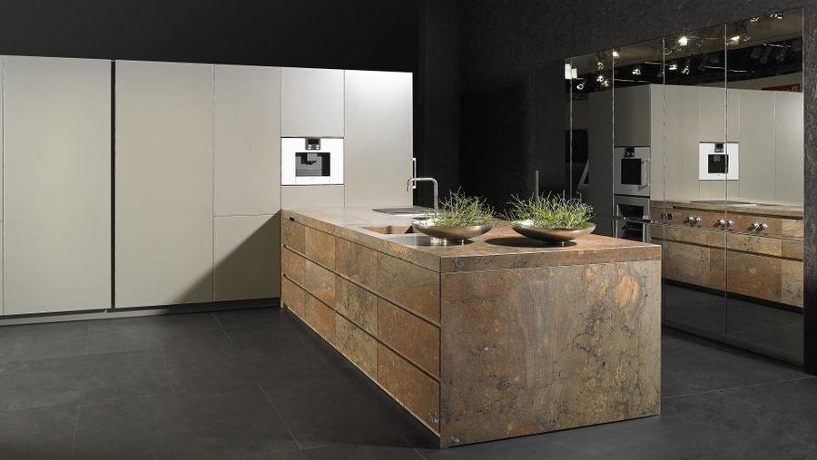 ... NEU ELEGANT BROWN Moderne Küche By Eggersmann Küchen GmbH \ Co KG   Moderne  Kuchen Designs ...