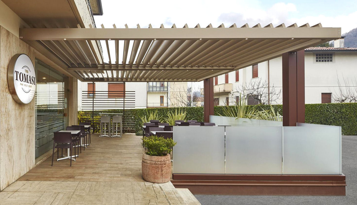 Couverture Terrasse Autoportée | Quel Matériau Pour La Structure ...