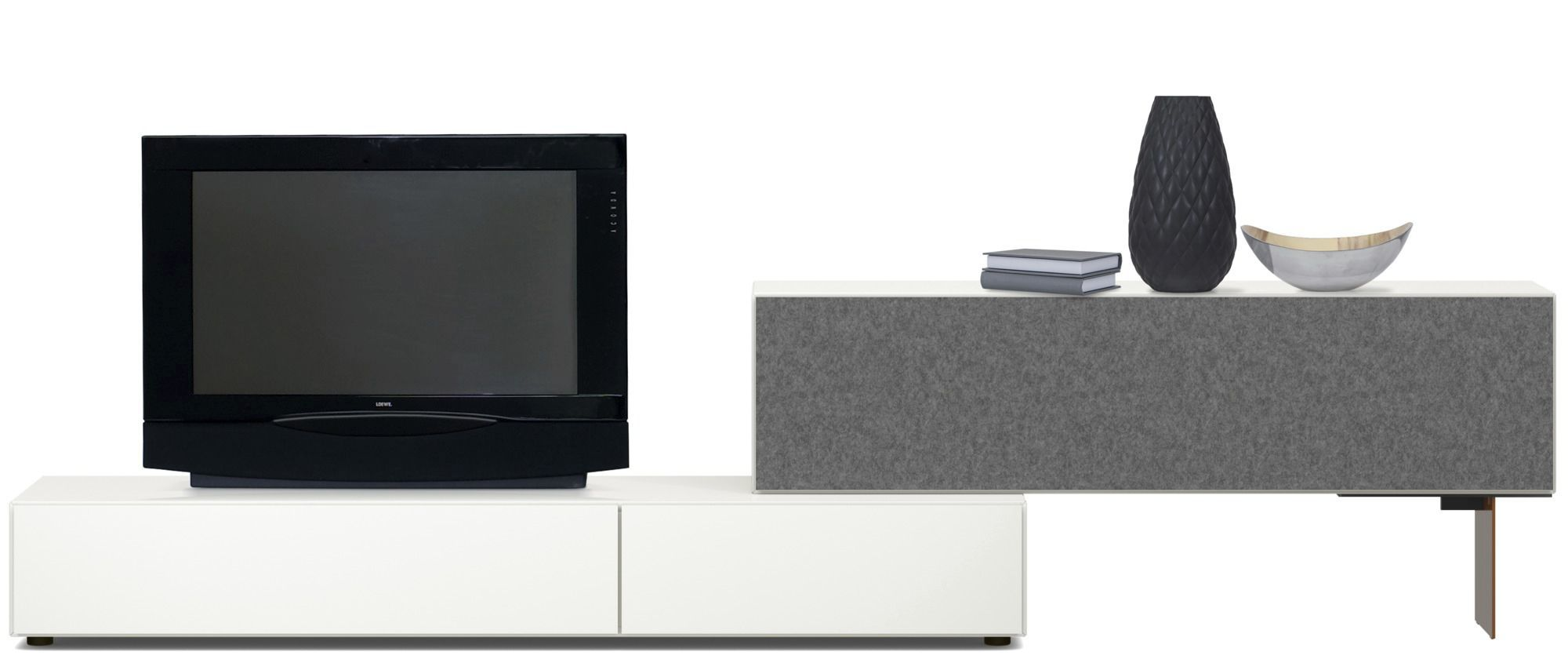 Meuble Hifi Tv Design Meuble Tv Contemporain Hi Fi En Verre En Mdf