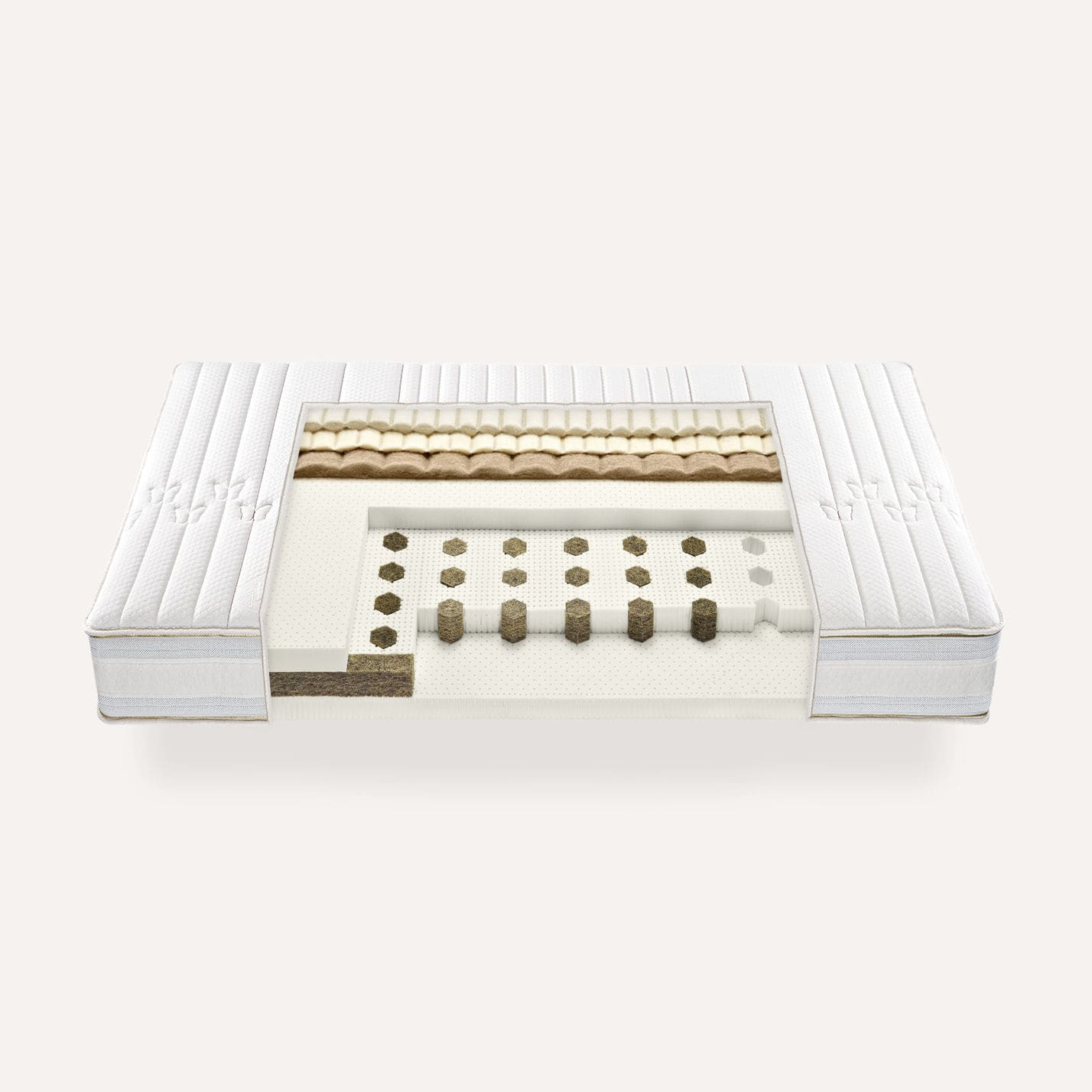 Matelas Latex Naturel 160x200 Matelas Double Simple En Latex Naturel 160x200 Cm Activa Nature Roviva