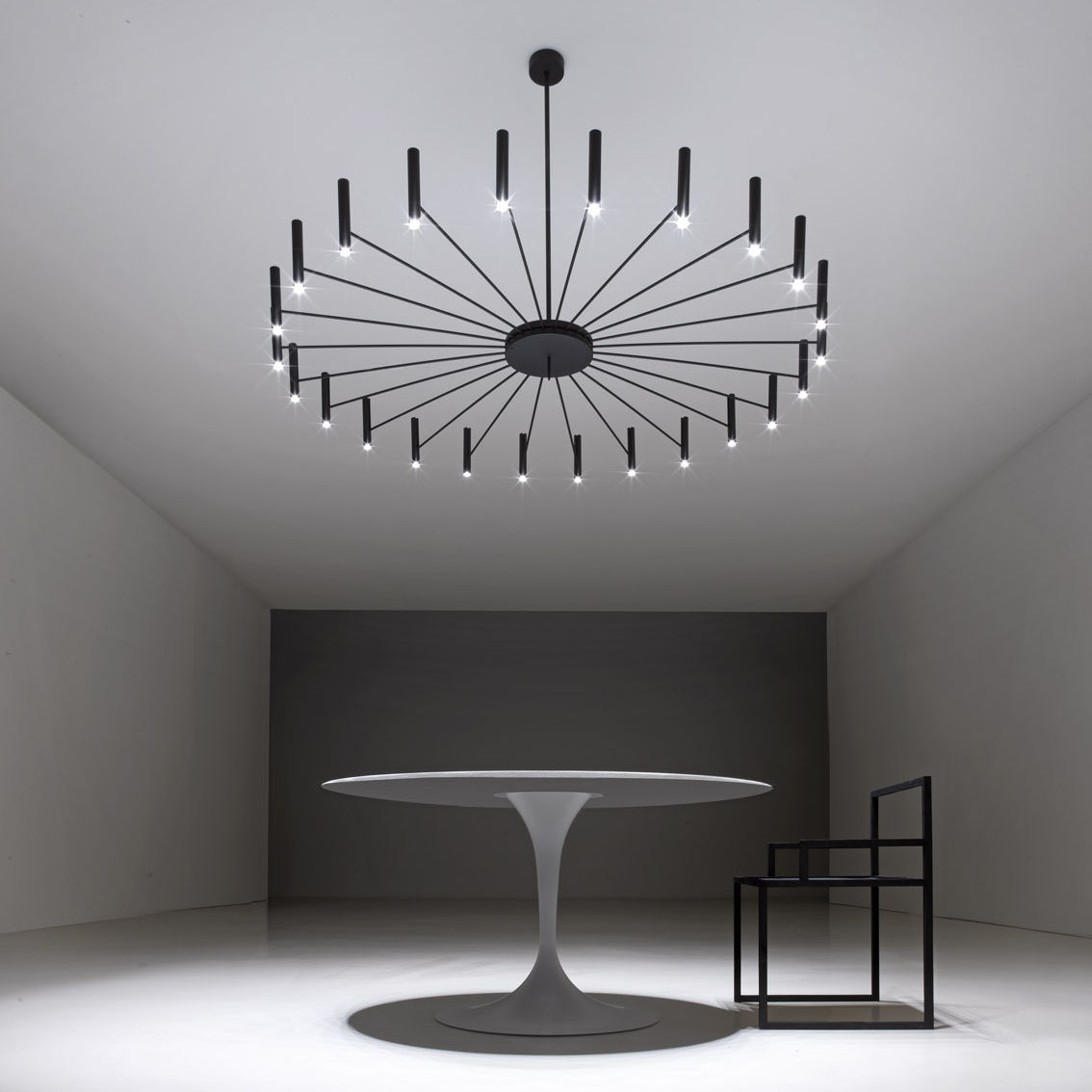 Lustre Contemporain Design Lustre Contemporain Led Danubewings
