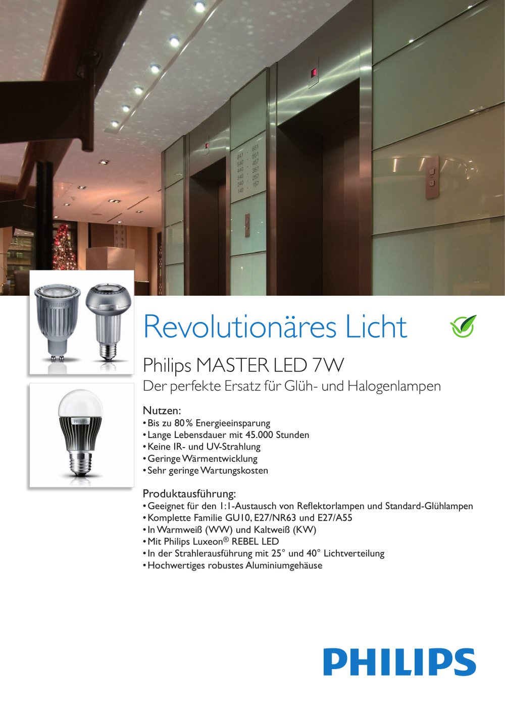 Catalogue Philips Eclairage Exterieur Master Led Philips Lighting Catalogue Pdf Documentation