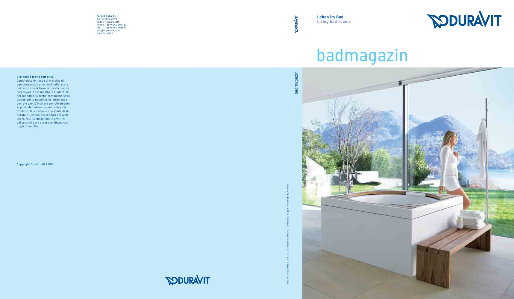Badezimmer Design Pdf Bagno Design Catalogue Pdf