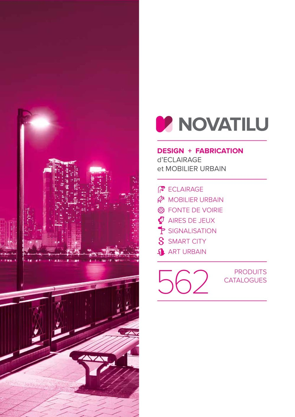 Lampadaire Exterieur Voirie Presentation Novatilu Novatilu Catalogue Pdf Documentation