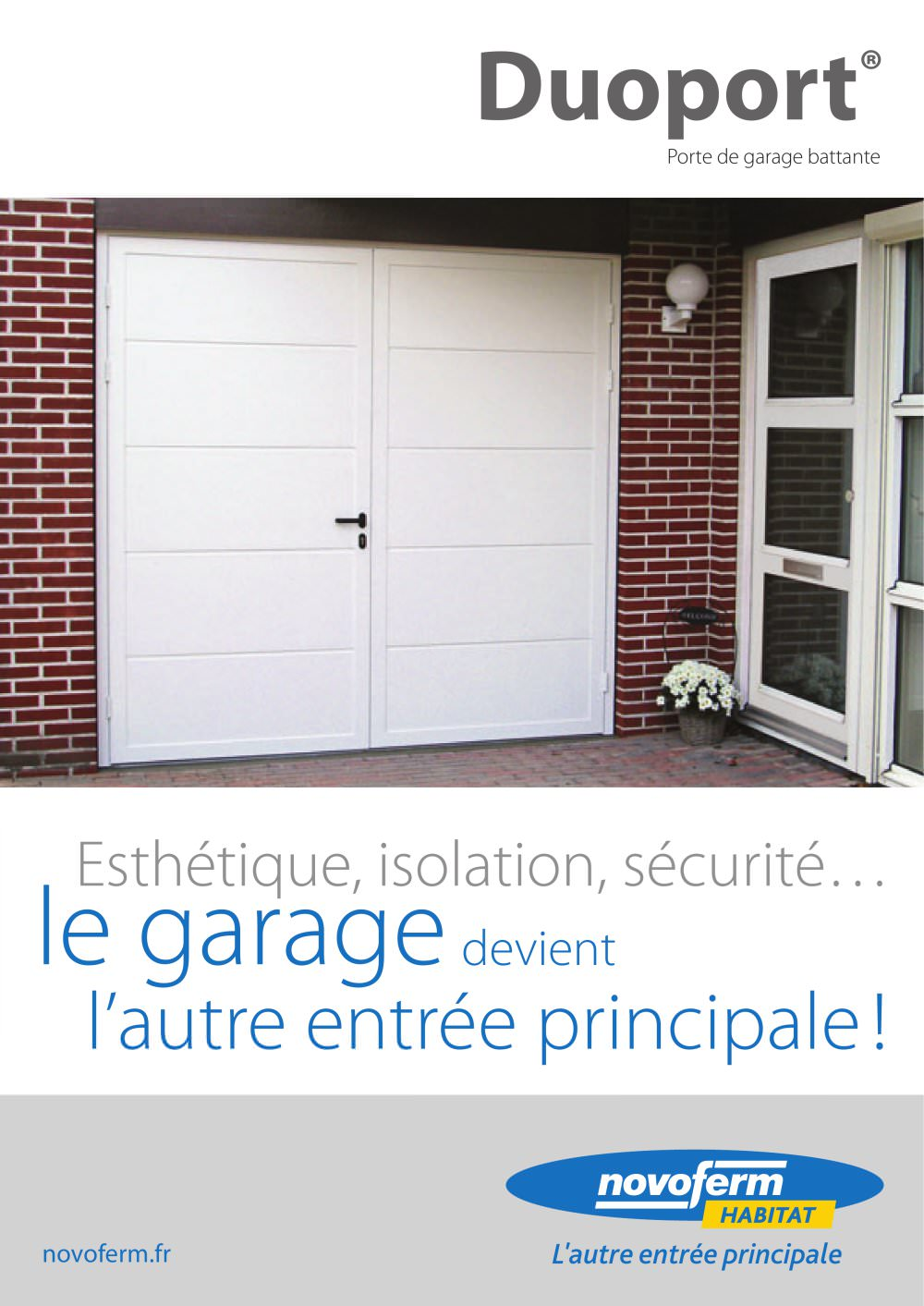 Portes De Garage Novoferm Duoport Novoferm Industrie Catalogue Pdf Documentation