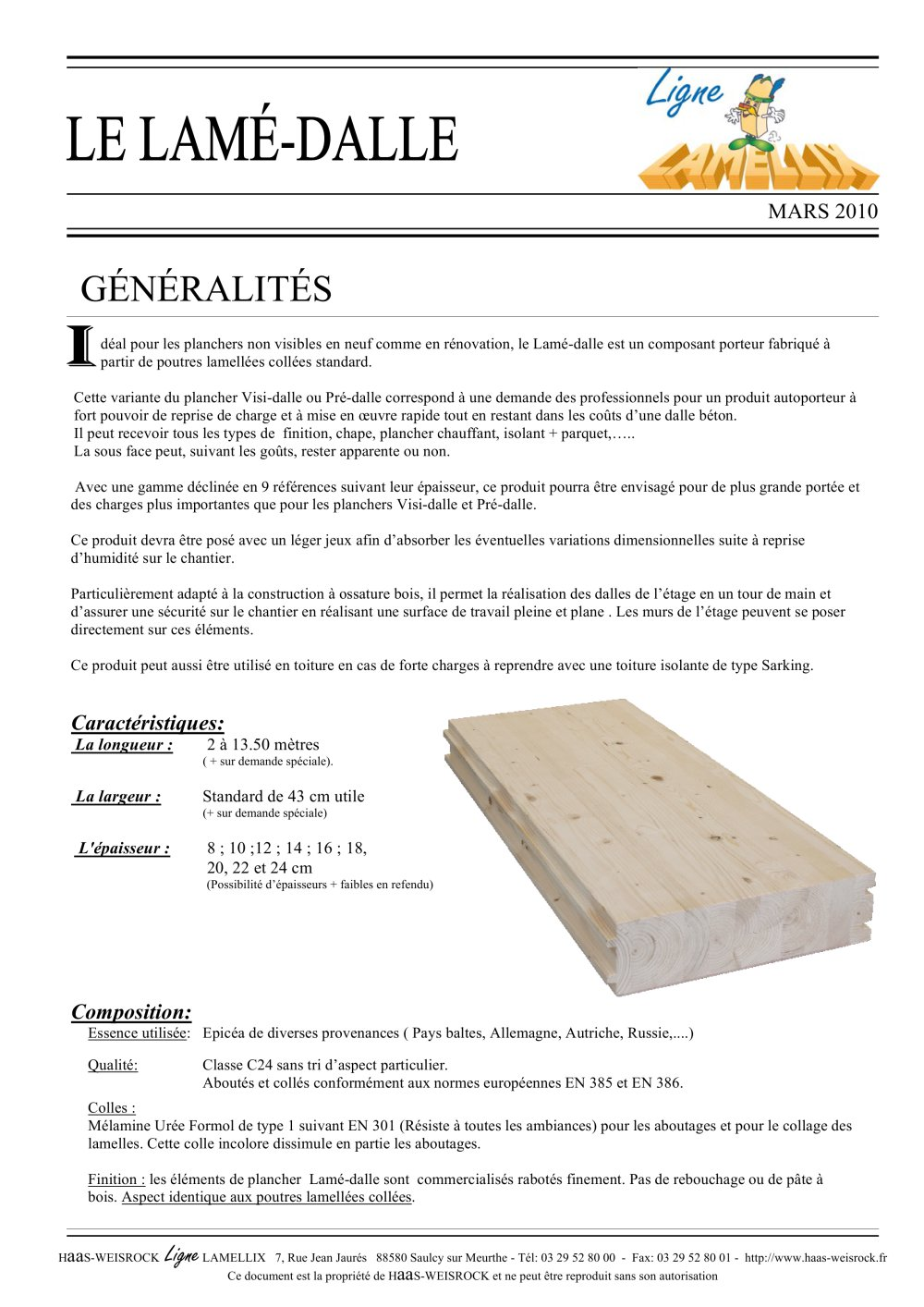 Lame De Plancher Bois Plancher Lamé Dalle Haas Catalogue Pdf Documentation Brochure