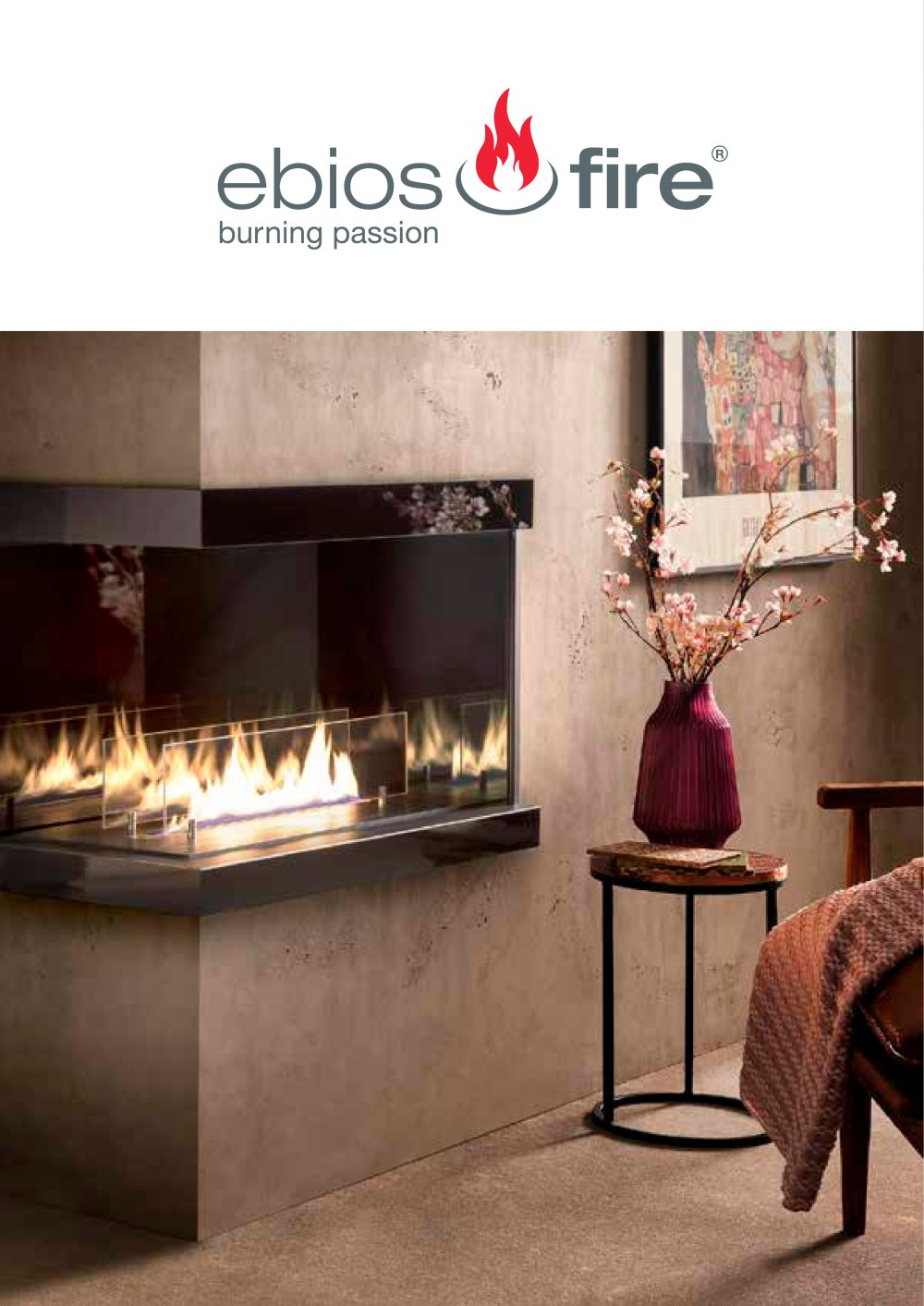 Cheminee Bio Ethanol Faible Consommation Ebios Fire Bio Ethanol Spartherm The Fire Company Catalogue