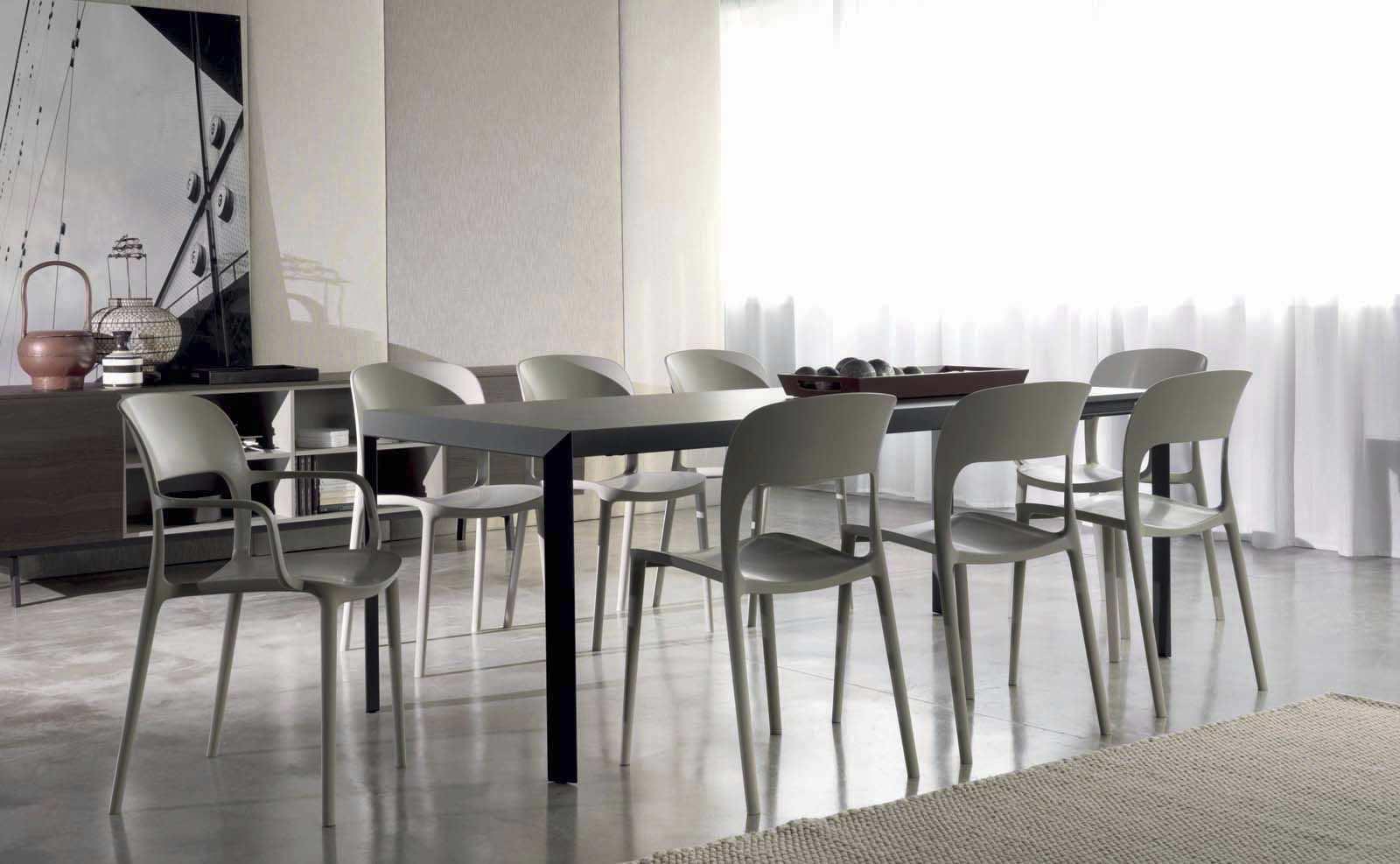 Sedia bontempi polipropilene sedie bontempi prezzi aqua coppia
