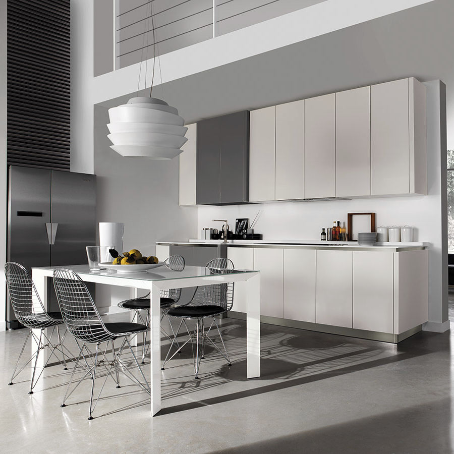 Maniglie Cucina Acciaio | Dettagli Su Maniglia Mobili Acciaio Inox ...