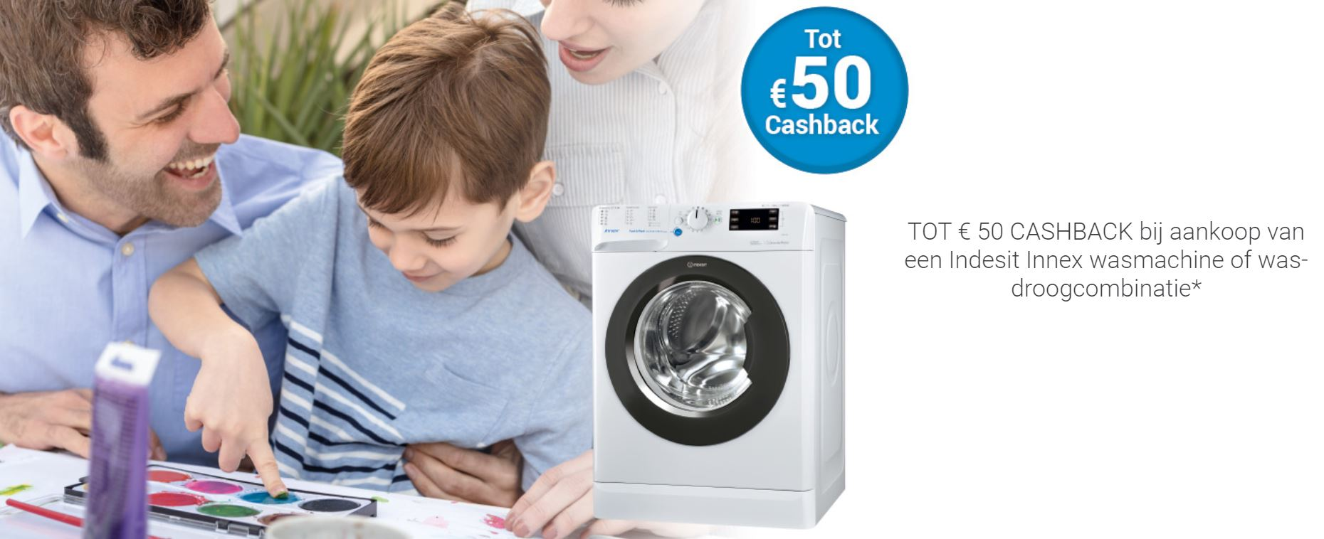 Was Droog Combinatie Indesit Indesit Washing Cashback Acties Art Craft