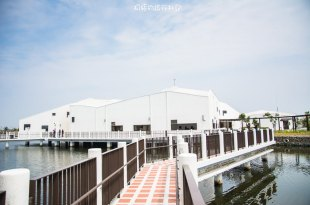 |台南‧安南|台江國家公園遊客中心,IG打卡新景點