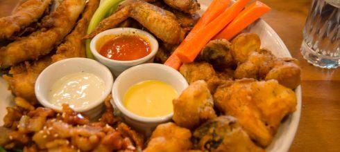  高雄美食 貳樓餐廳,份量超豐盛的美式料理(高雄店)