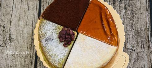 |宅配|聽說,這間千層蛋糕會不定期推出限量的綜合口味,好食法式千層