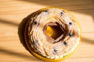 |宅配|春野櫻創意洋菓子,顛覆傳統選擇多樣的六吋泡芙蛋糕、彌月蛋糕,宅配美食新選擇