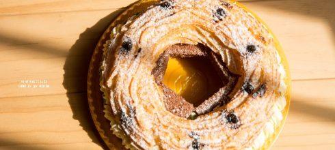  宅配 春野櫻創意洋菓子,顛覆傳統選擇多樣的六吋泡芙蛋糕、彌月蛋糕,宅配美食新選擇