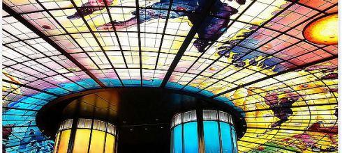 |高雄.美麗島站|光之穹頂