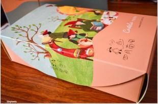 |台中‧西屯|窩克島體驗文【四月南風】卡斯提拉雙併禮盒試吃