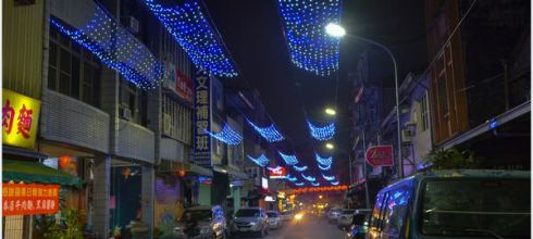 Kaohsiung|高雄‧旗山|元宵系列之2014年旗山老街燈展
