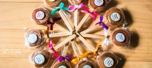 |囍‧Wedding|超可愛二進小禮物,哆啦A夢愛吃的紅豆餡口味銅鑼燒