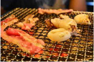 Kaohsiung|高雄‧左營|燒烤初體驗*樂神炭火燒肉