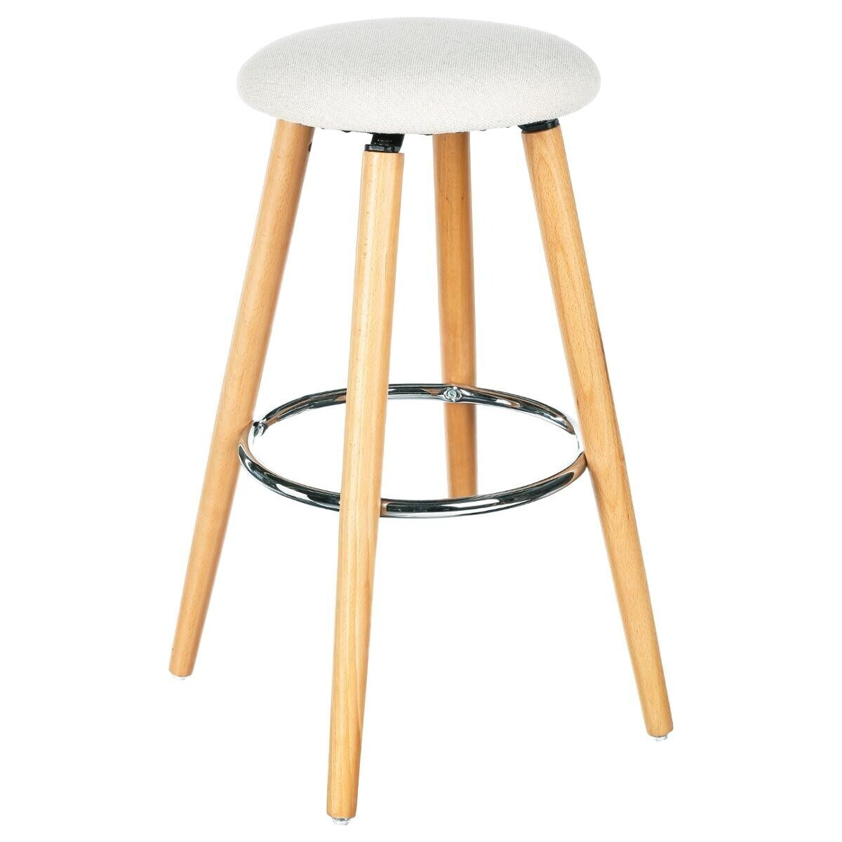 2 Tabourets Wave Tabouret De Bar Couleur