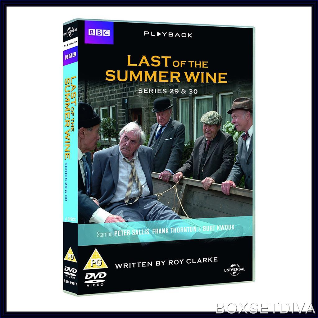 Last Of The Summer Wine Complete Series 29 30 Brand