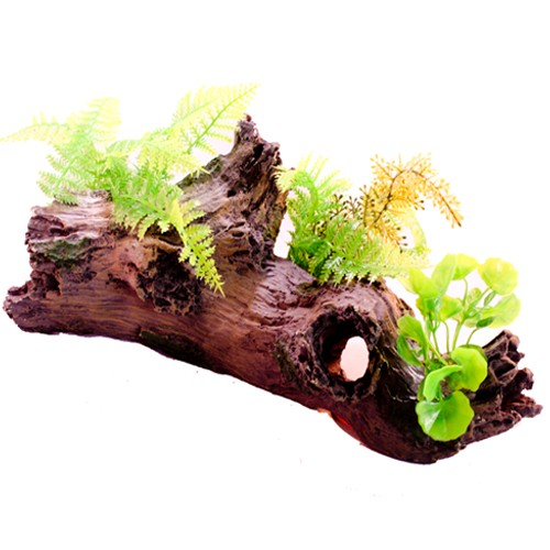 Fish tank decorations qld australia 39 s premium pet for Aquarium log decoration