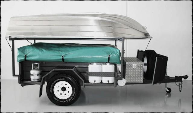 Camper Trailer How To Tow Your Camper Trailer And Your