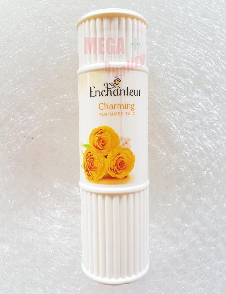 Enchanteur Charming Perfumed Talc Fragrance Powder Good Smell Good Scent 100g Ebay