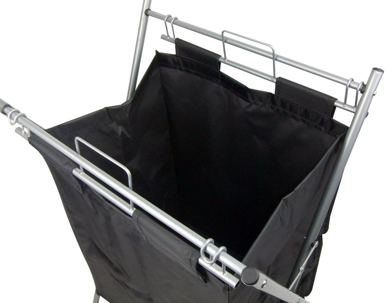 Carry Laundry Bag Laundry Hamper Carry Bag Sorter Foldable Large Bin Tote