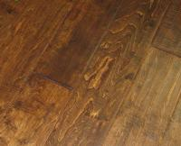Engineered Distressed Hand Scraped Birch Colombian ...