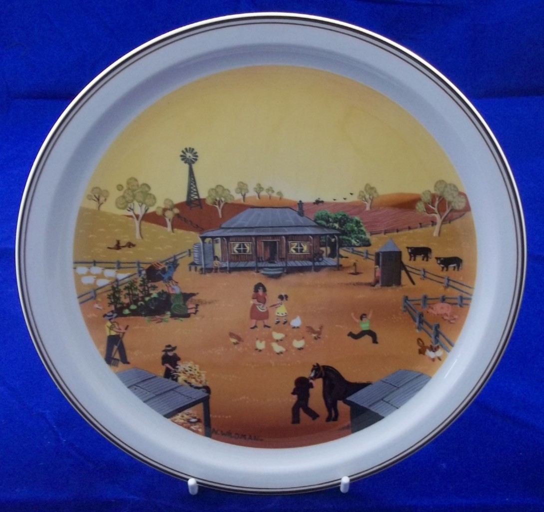 Tischläufer Weihnachten Villeroy & Boch Villeroy And And Boch Scenes Of Australia No4 The Homestead