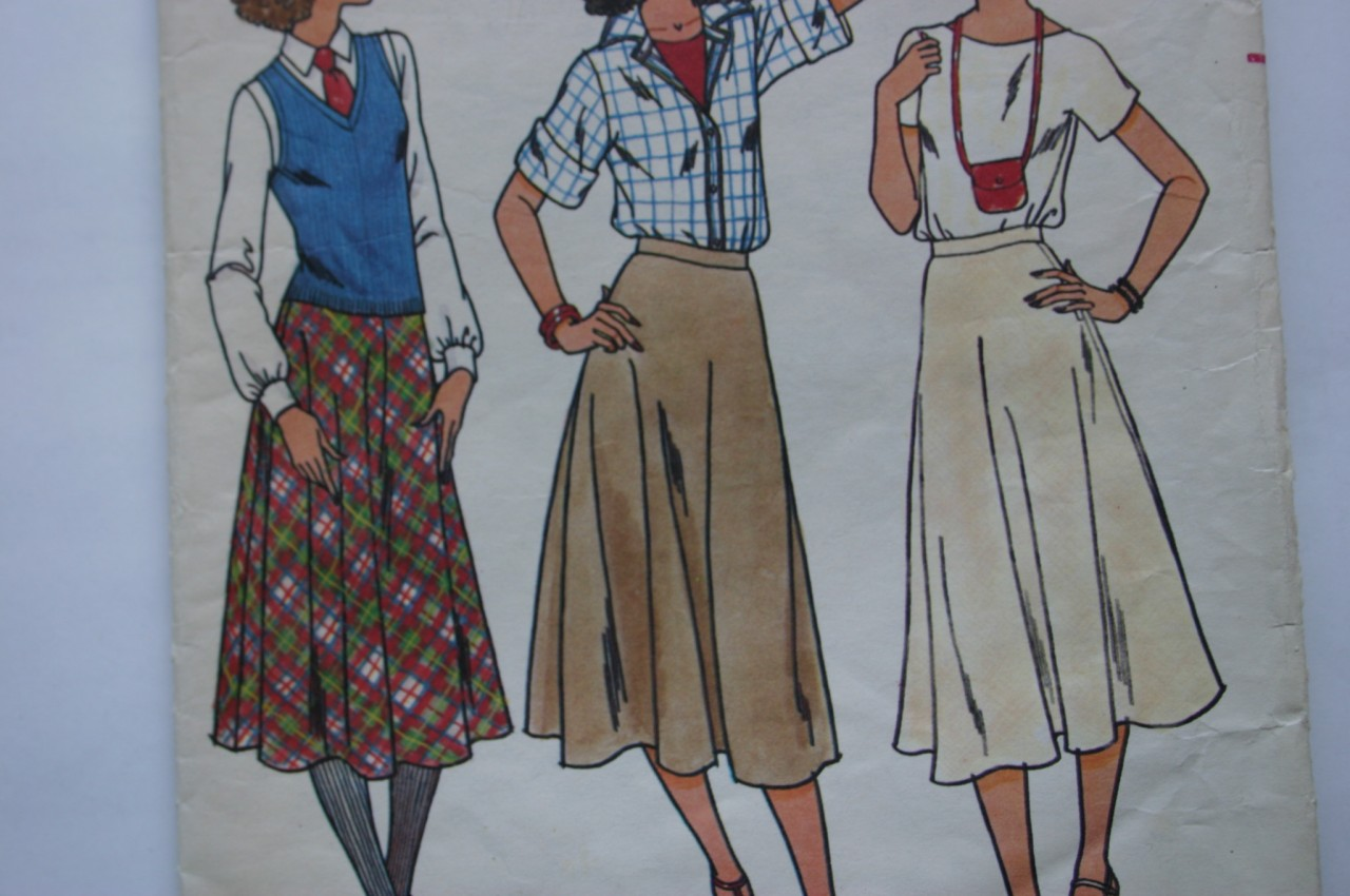 Burda Schnittmuster Neglige Misses Skirt And Split Skirt Patterns Variety Brand Style