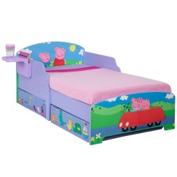 Small Crop Of Toddler Bed With Mattress