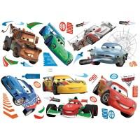 DISNEY CARS BEDROOM ACCESSORIES BEDDING, STICKERS ...