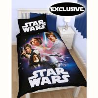 Star Wars Duvets, Bedding & Bedroom Accessories (Free UK P+P)