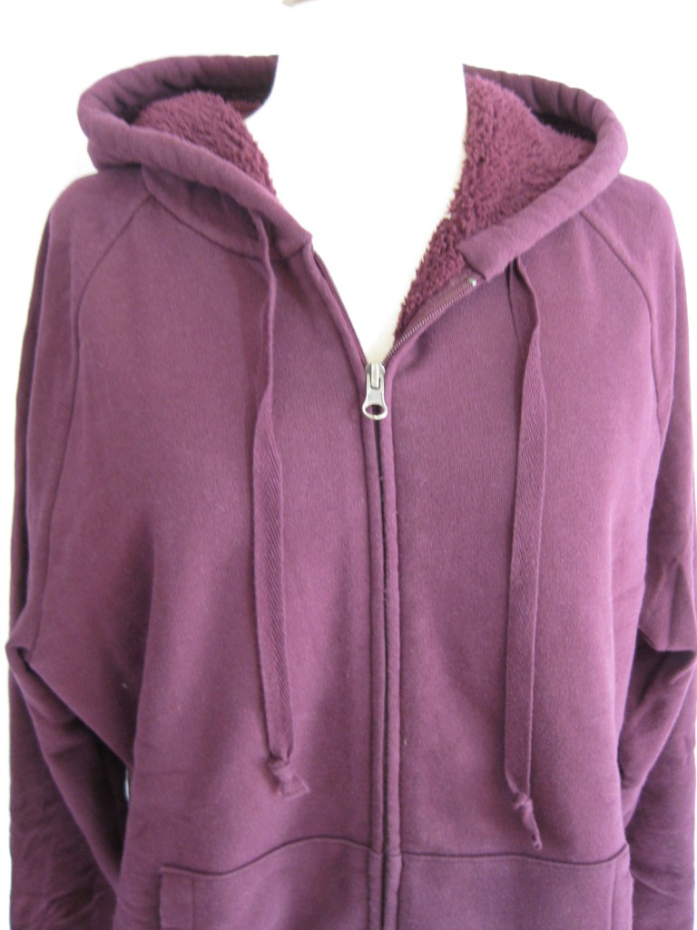 Sweater Hoodie Gap New Merona Womens Sherpa Lined Hoodie Assorted Colors Ebay