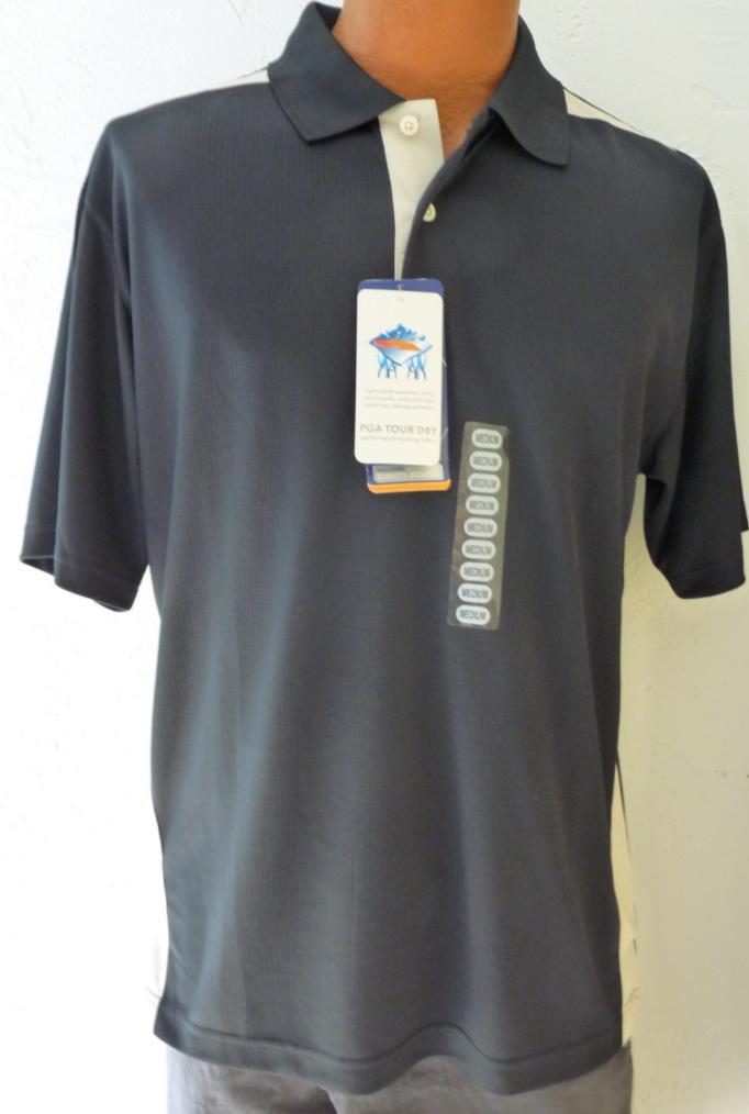 pga tour men's golf shirts