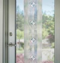 12x83 Translucent Etched Glass Decorative Window Film ...