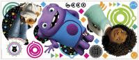 New Large Dreamworks Movie HOME WALL DECALS Oh and Tip ...