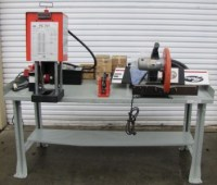 Gates PC707 Hydraulic Hose Crimper Crimping Machine   eBay