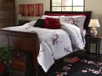 Red Asian Comforter - Sex Nurse Local