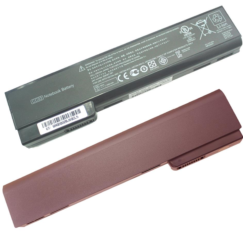 Laptop Orten Details About Laptop Battery For Hp Probook 6360b 6460b 6475b 6570b 628668 001 Hstnn F08c