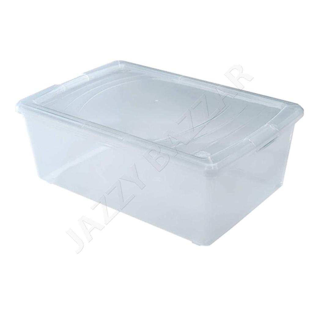 Shoe Box Australia 8pack Large Clear Plastic Storage Container Boxes Shoe