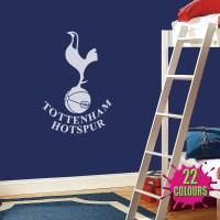 Tottenham Hotspur Badge - Wall Decal Art Sticker football ...