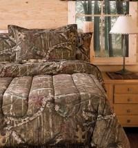 Mossy Oak Infinity Camo Bedding Comforter Sets With Shams ...
