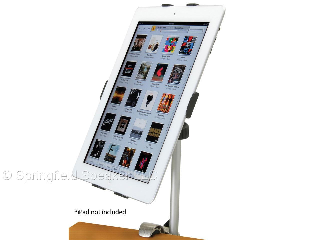 Talent Iclaw Mic Or Music Stand Holder For Ipad And Ipad