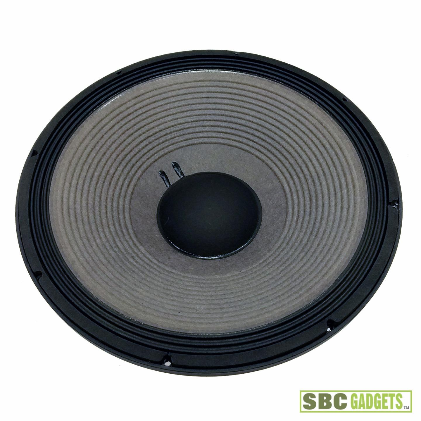 "Sub Speaker 8 Ohm Jbl 15"" Professional Woofer Subwoofer, 8 Ohms (model"