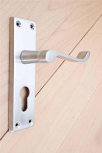 Victorian Scroll Door Handles Lock Latch Bathroom Privacy ...